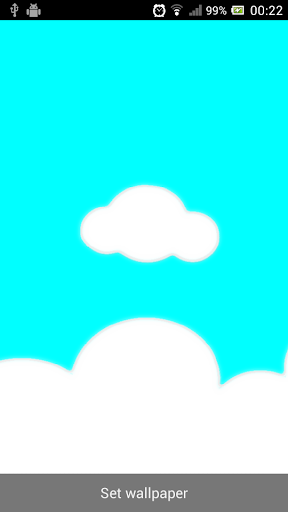 Clouds Live Wallpaper