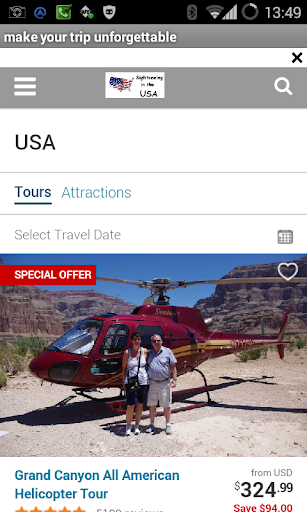Sightseeing USA - Guide