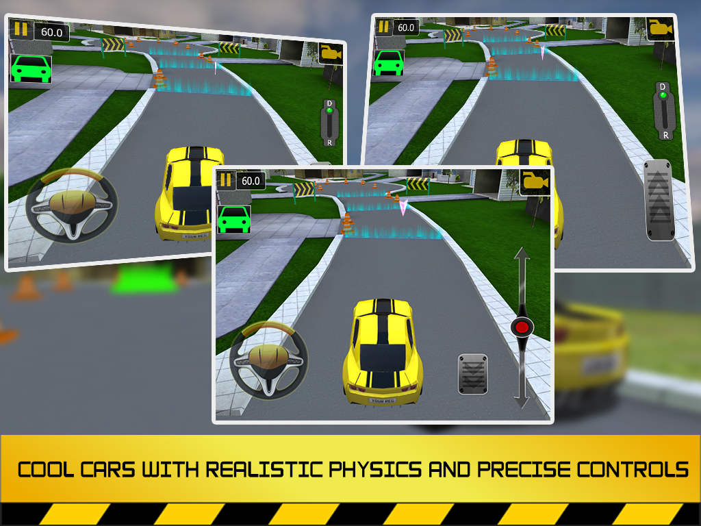Parking 3D - Car Parking- screenshot