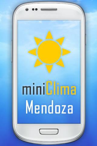 miniClima Mendoza