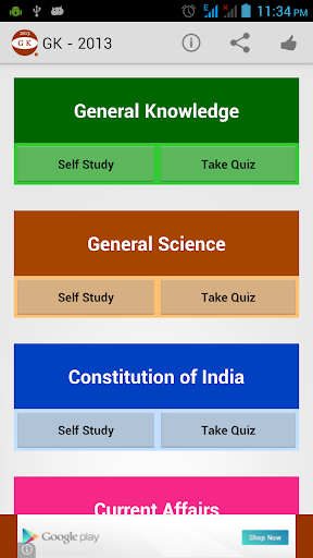 General Knowledge – iLearn