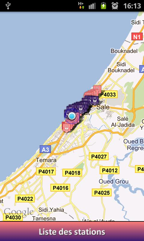 iTramway Rabat-Sale- screenshot