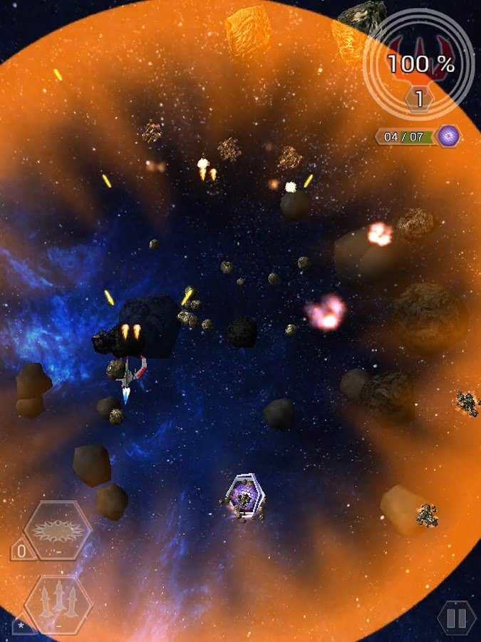 Galaxy Conquerors- screenshot