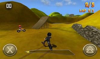 Screenshot of FMX Riders HD