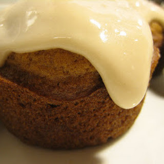 Pumpkin Cupcakes with Maple Cream Cheese Frosting Recipe