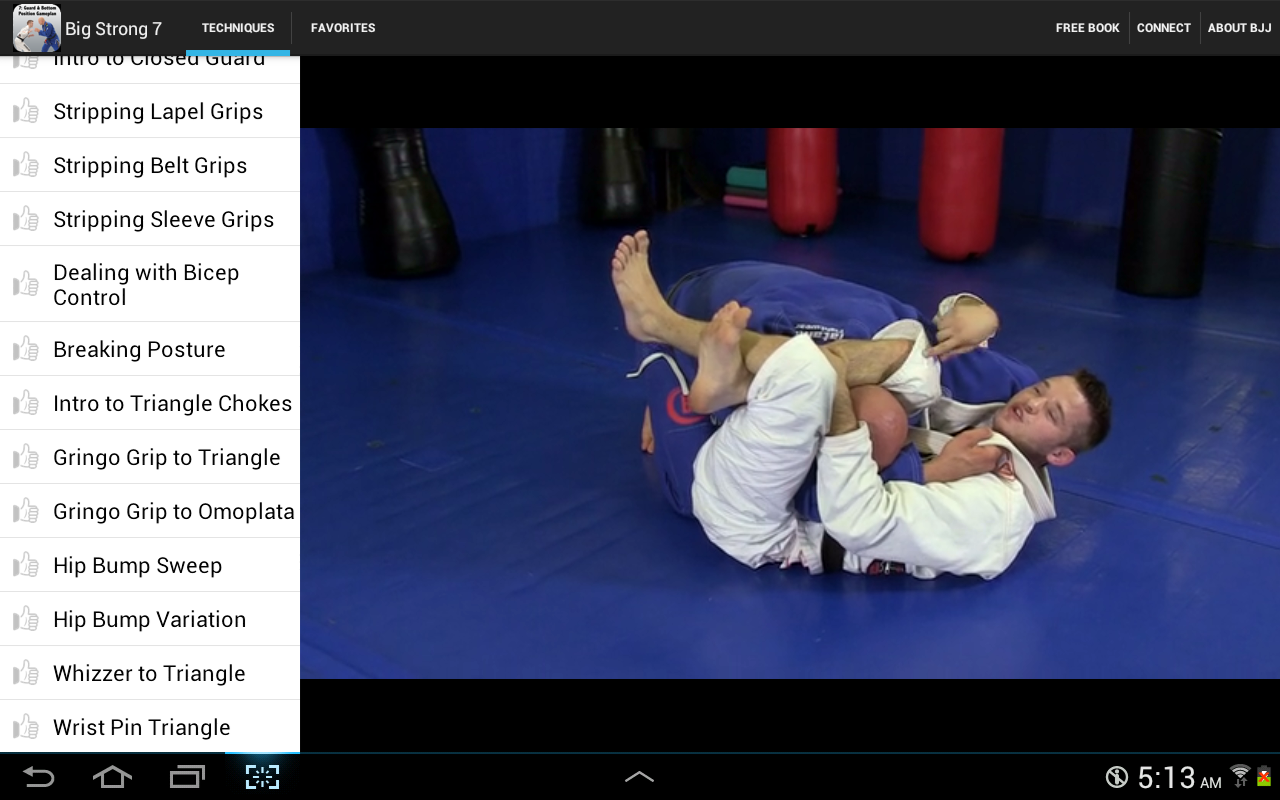 BigStrong7, Bottom Position- screenshot