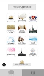 Quran Project - screenshot thumbnail