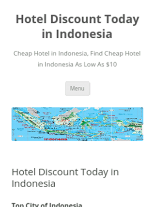 Cheap Indonesia Hotel Search