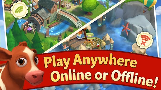 FarmVille 2 Country Escape 7.0.1420 (Mod Unlimited Keys) APK