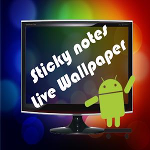 sticky-notes-live-wallpaper