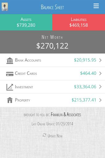 Balance Personal Finance