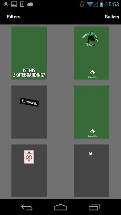 Emerica HQ - screenshot