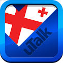 uTalk Georgian icon