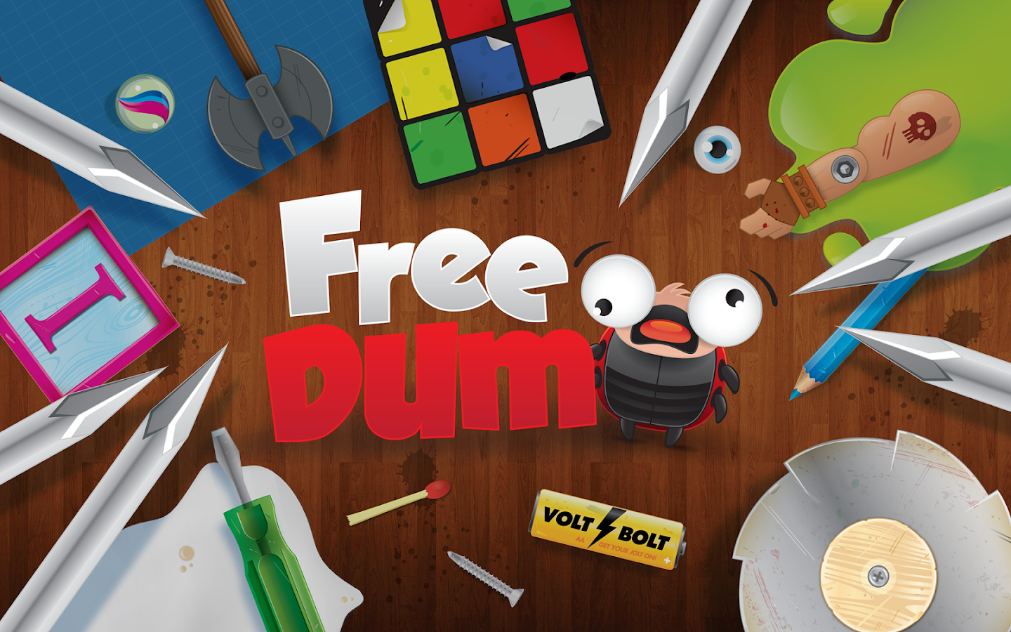 FreeDum- screenshot