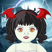 Dress Up Doll: Vampire