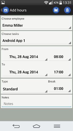 玩免費商業APP|下載Working Hours app不用錢|硬是要APP