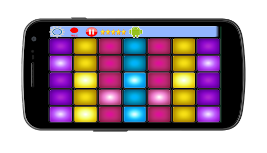 Rhythm Drum Pads screenshot 1