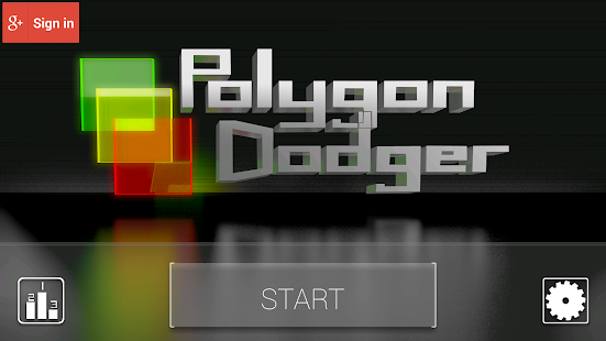 Polygon Dodger - screenshot thumbnail