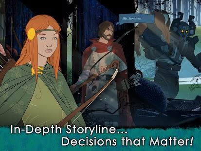The Banner Saga - screenshot thumbnail
