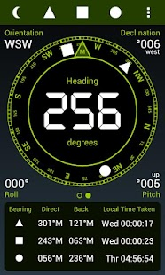 Digital Field Compass Plus- screenshot thumbnail
