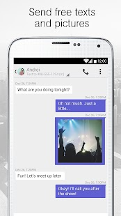 Text Free SMS Texting MMS App - screenshot thumbnail