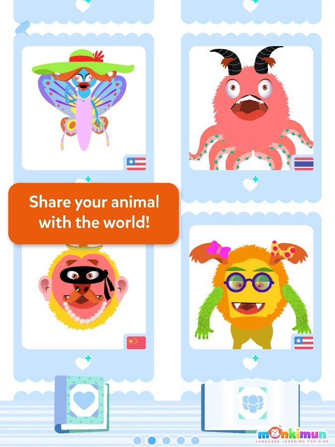 Kids Animal Surprise Eggs Game- screenshot