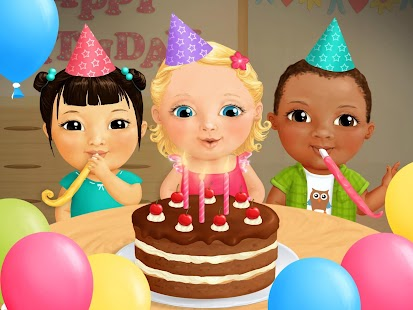 Sweet Baby Girl - Birthday- screenshot thumbnail