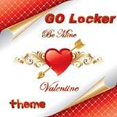 GO Locker Be Mine Valentine