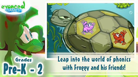 玩免費教育APP|下載Froggy Phonics app不用錢|硬是要APP