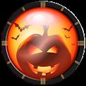 Halloween Clock logo
