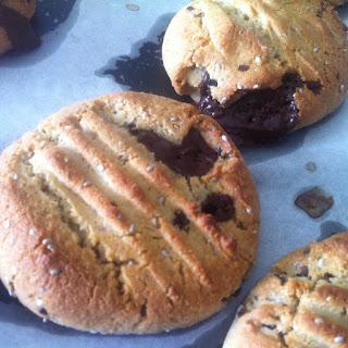 Chia Dark Choc Cookies