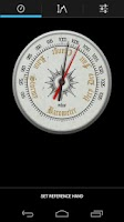 Screenshot of Antique Barometer