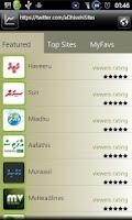 Screenshot of aDhivehiSites
