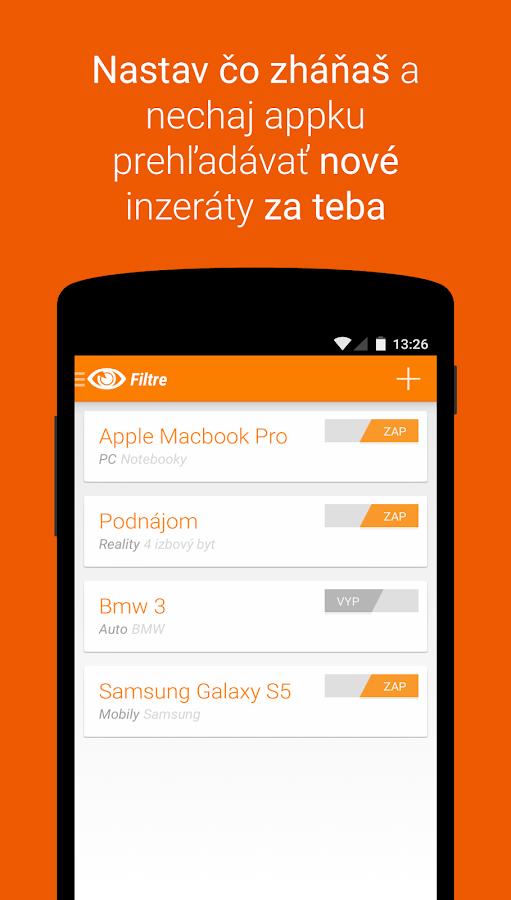 Bazos Agent - screenshot