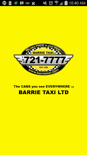 Barrie Taxi