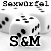 Sex Dice / Sexwürfel SM