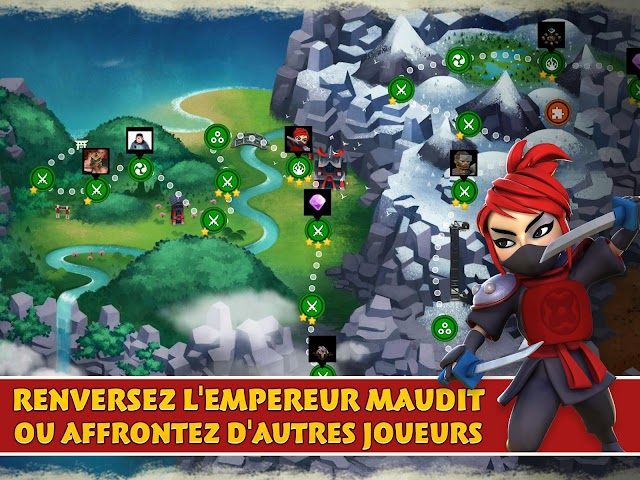 android Samurai Siege: Alliance Wars Screenshot 2