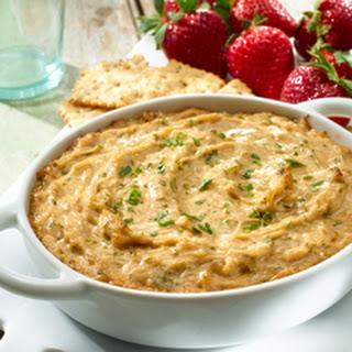 Cheesy Balsamic Parmesan Dip.