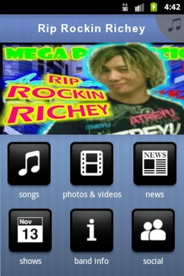 Rip Rockin Richey - screenshot