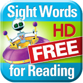 Sight Words for Reading HD