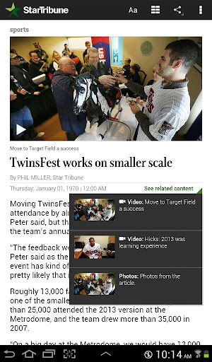 【免費新聞App】Star Tribune News-APP點子