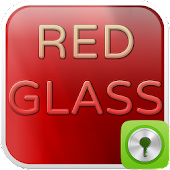 GO Locker Red Glass