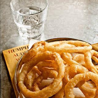 Sourdough Onion Rings.