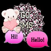 BearHearts/GO SMS THEME