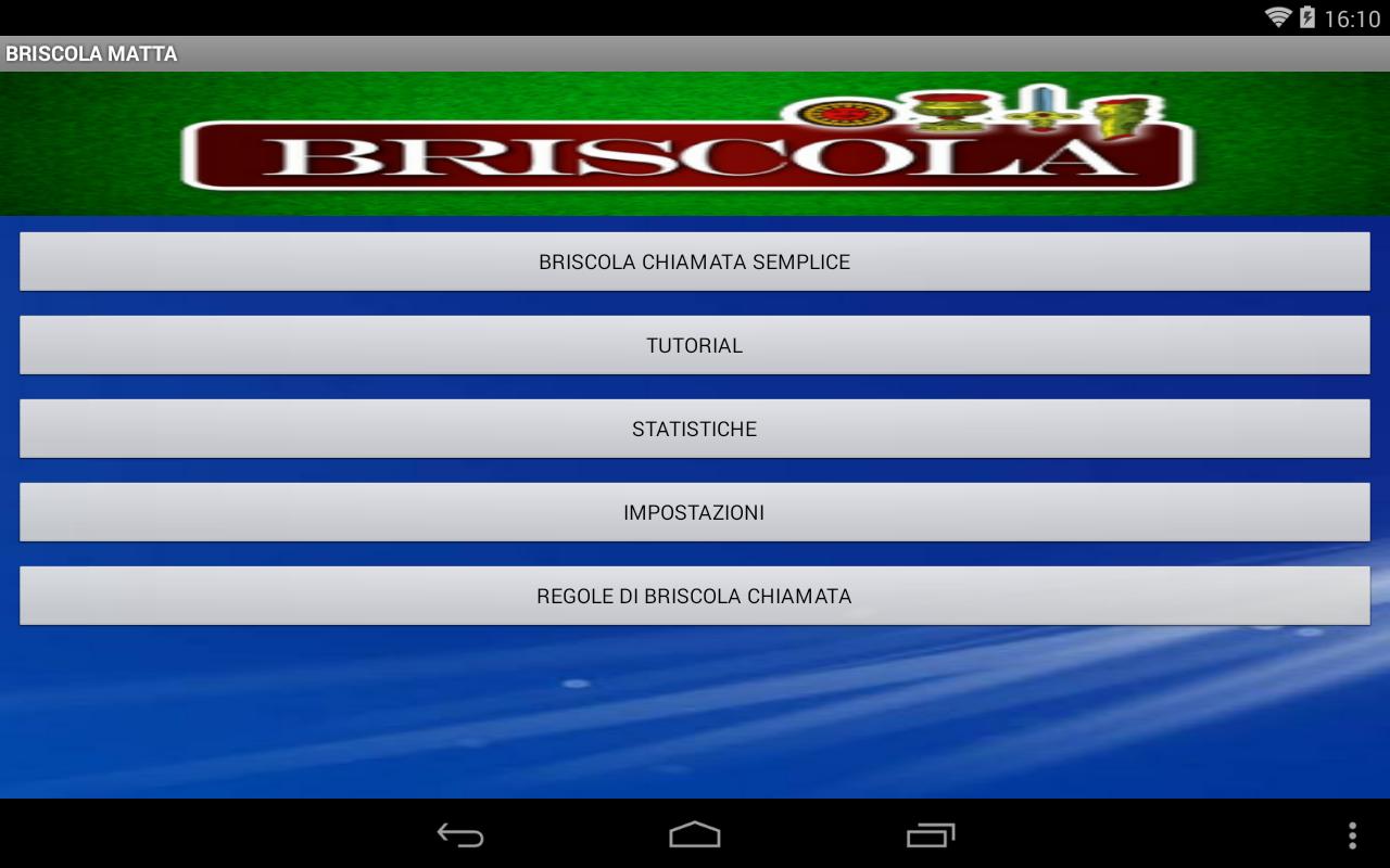 Briscola Chiamata - screenshot