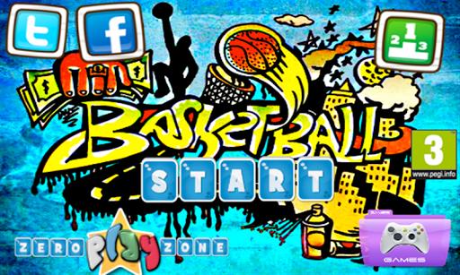 Mini Basketball HD Tipshot
