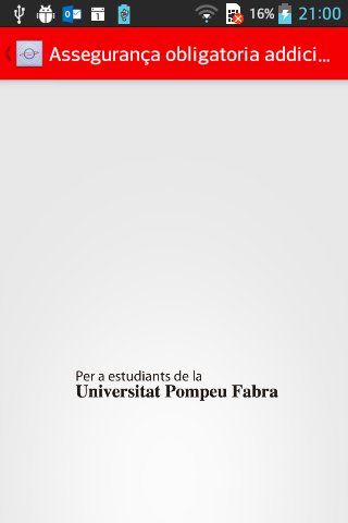 Univer Complet - screenshot
