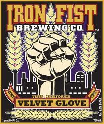Logo of Iron Fist Velvet Glove