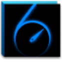 6min Speed Dist Time Trainer icon