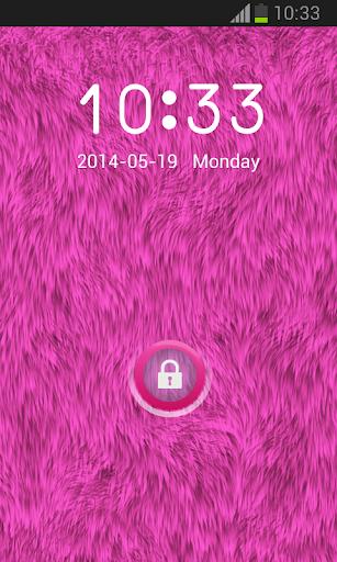 粉紅色儲物櫃個性化